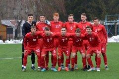 Сборная Молдовы (U– 19) – «Святой Георгий-2» 0:0