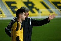 Лука Павлович: «Скорость игры - важный момент в достижении победы над соперником»