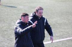 Андрей Корнеенков: «У нас всегда задача одна – победа в каждой игре»
