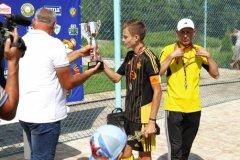 Виталий Тарасенко: «Это действительно праздник детского футбола»