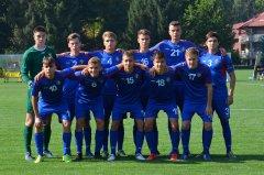 Играем со сборной Чехии