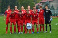 Два контрольных поединка с Азербайджаном