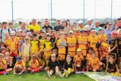 Вторая неделя футбольного фестиваля