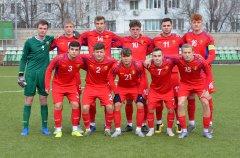 Спарринг сборной Молдовы U-20
