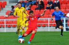 Тренировочный сбор Молдовы U-16