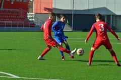 Очередной сбор юношеской сборной Молдовы U-16