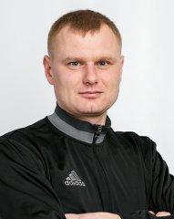 Поздравляем Дениса Лаптева