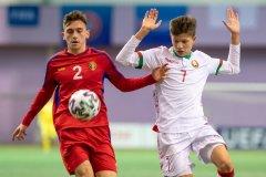 Стартовали победой над Белоруссией