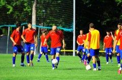 Единственный мяч от Македонии